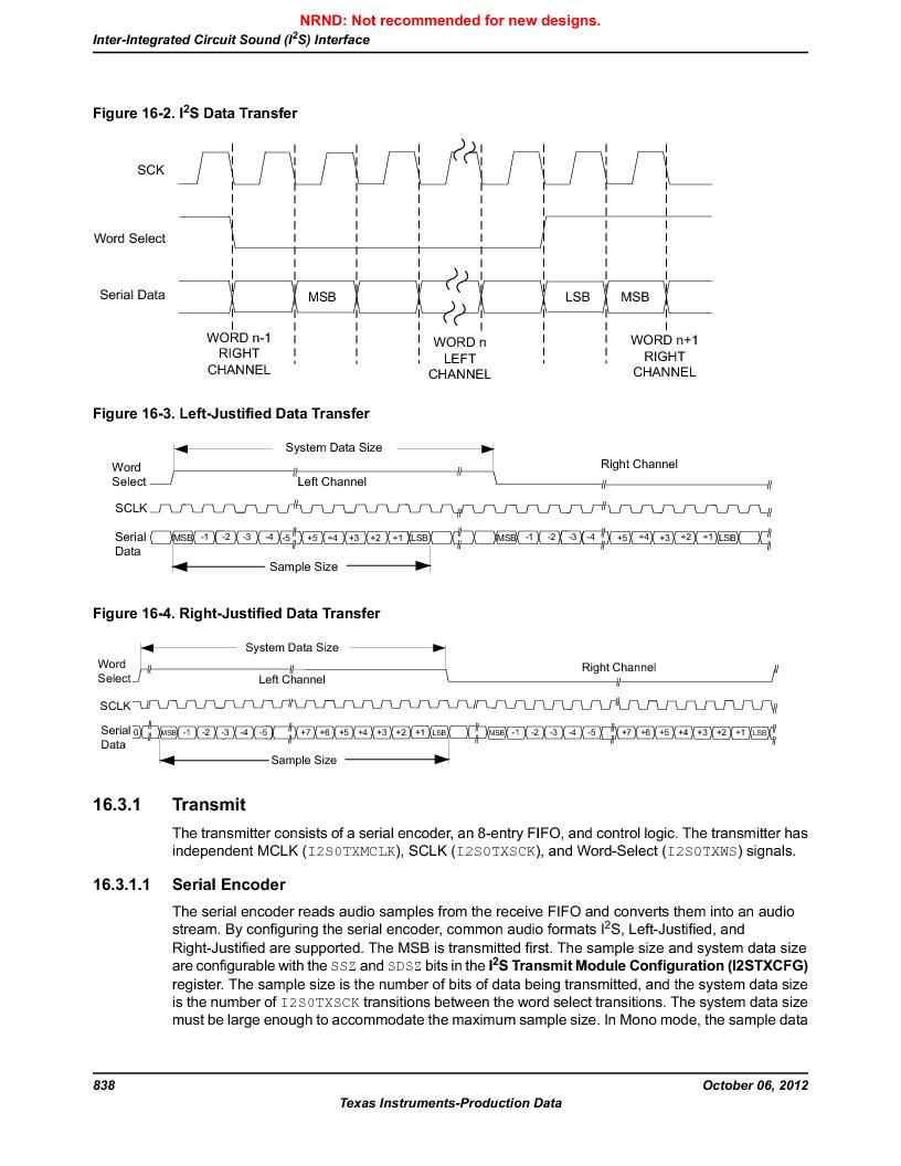 LM3S9U96-IBZ80-A1T ,Texas Instruments厂商,IC ARM CORTEX MCU 384KB 108NFBGA, LM3S9U96-IBZ80-A1T datasheet预览  第838页