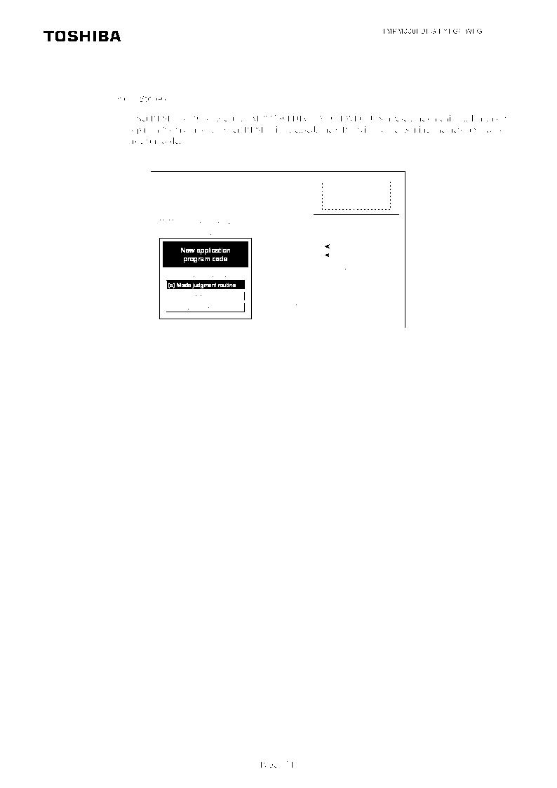 TMPM330FWFG ,Toshiba厂商,IC MICROCONTROLLER, TMPM330FWFG datasheet预览  第451页