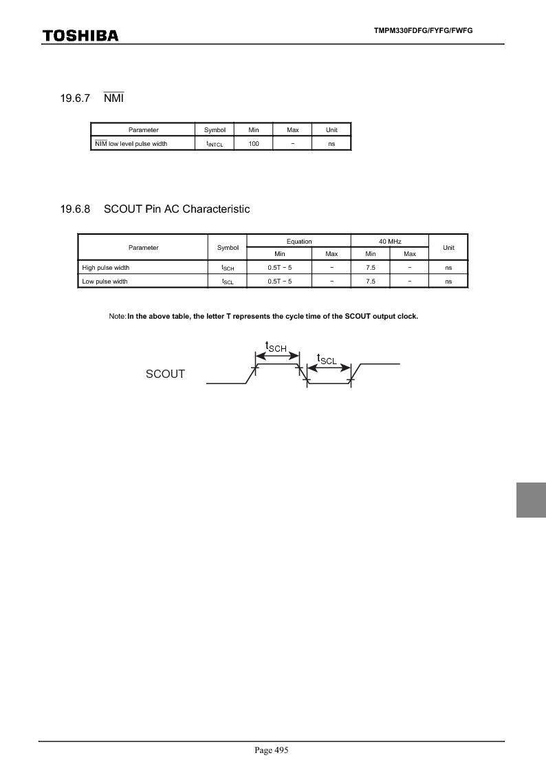 TMPM330FWFG ,Toshiba厂商,IC MICROCONTROLLER, TMPM330FWFG datasheet预览  第515页