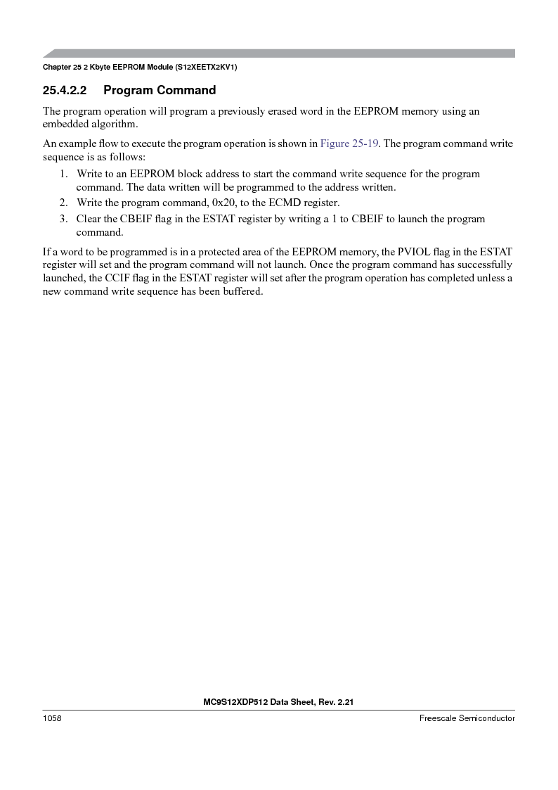 MC9S12XD128MAL ,Freescale Semiconductor厂商,MCU 16BIT 128K FLASH 112-LQFP, MC9S12XD128MAL datasheet预览  第1056页