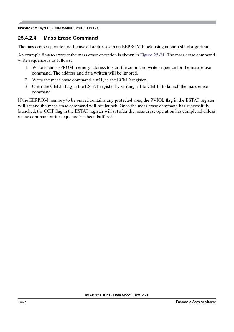 MC9S12XD128MAL ,Freescale Semiconductor厂商,MCU 16BIT 128K FLASH 112-LQFP, MC9S12XD128MAL datasheet预览  第1060页