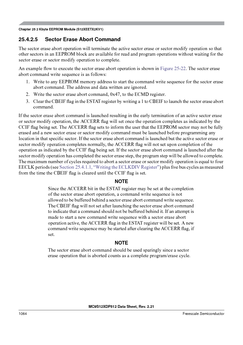 MC9S12XD128MAL ,Freescale Semiconductor厂商,MCU 16BIT 128K FLASH 112-LQFP, MC9S12XD128MAL datasheet预览  第1062页