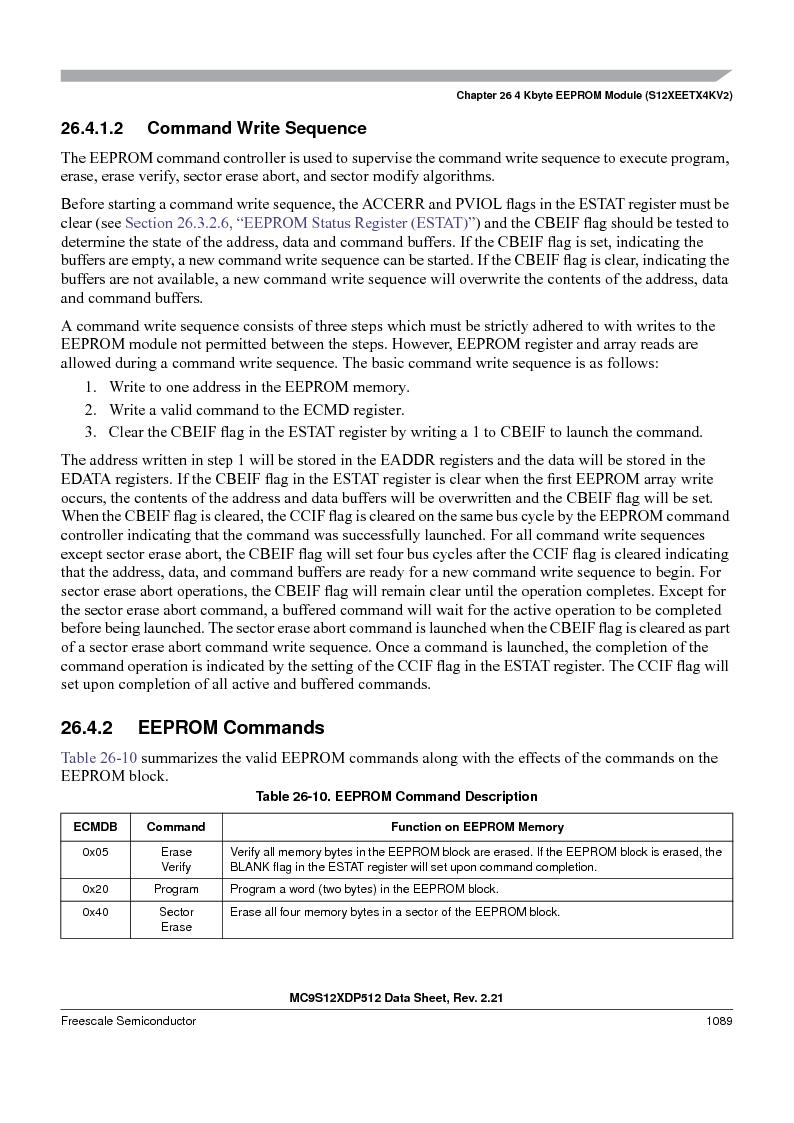 MC9S12XD128MAL ,Freescale Semiconductor厂商,MCU 16BIT 128K FLASH 112-LQFP, MC9S12XD128MAL datasheet预览  第1087页