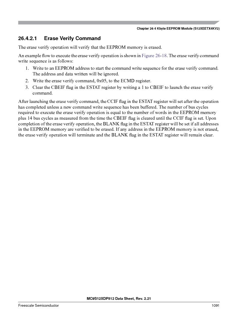 MC9S12XD128MAL ,Freescale Semiconductor厂商,MCU 16BIT 128K FLASH 112-LQFP, MC9S12XD128MAL datasheet预览  第1089页