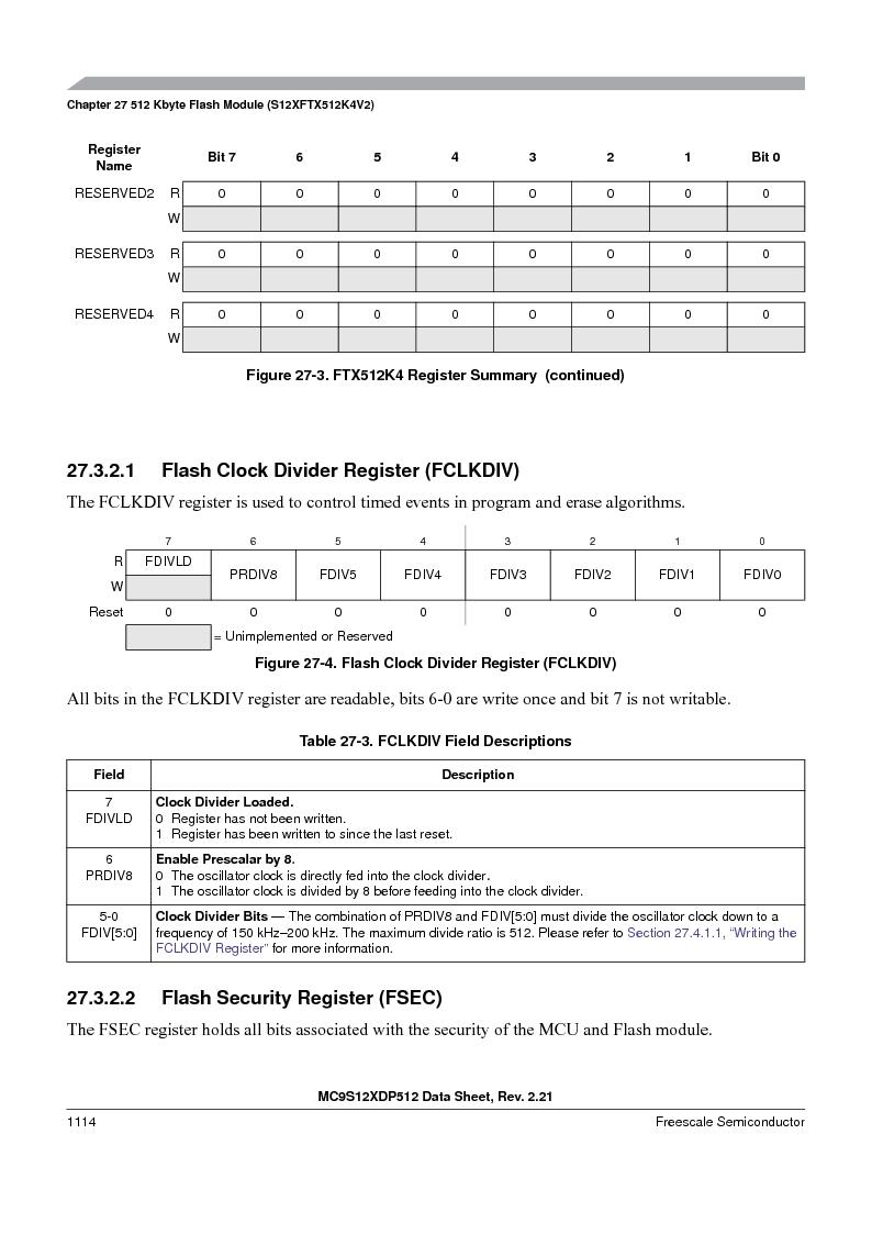 MC9S12XD128MAL ,Freescale Semiconductor厂商,MCU 16BIT 128K FLASH 112-LQFP, MC9S12XD128MAL datasheet预览  第1112页