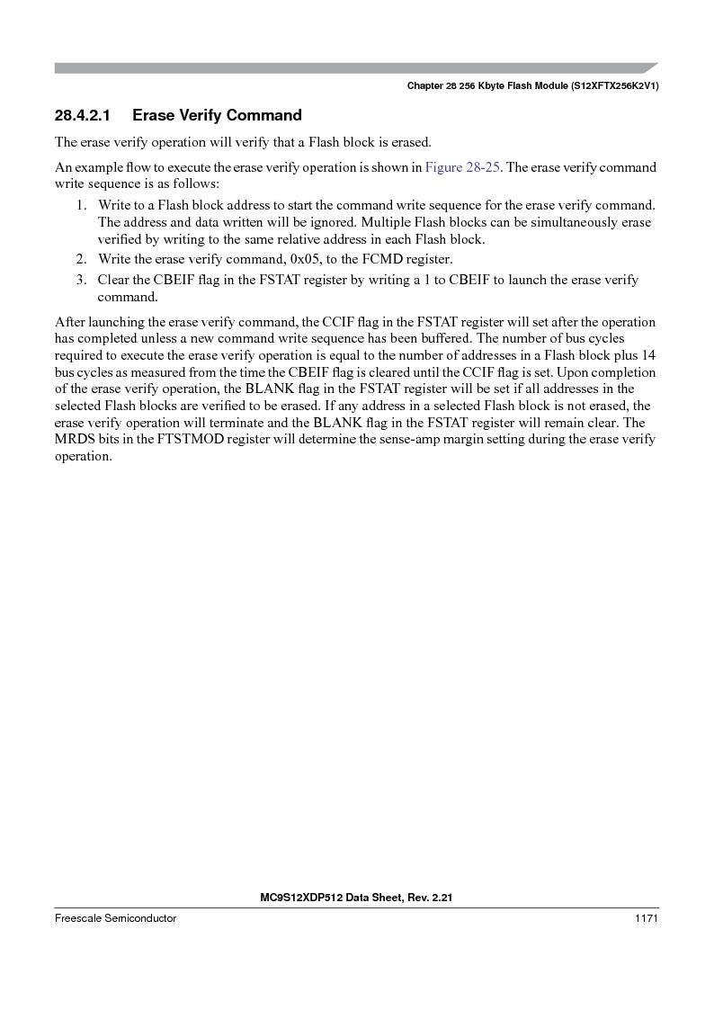 MC9S12XD128MAL ,Freescale Semiconductor厂商,MCU 16BIT 128K FLASH 112-LQFP, MC9S12XD128MAL datasheet预览  第1169页