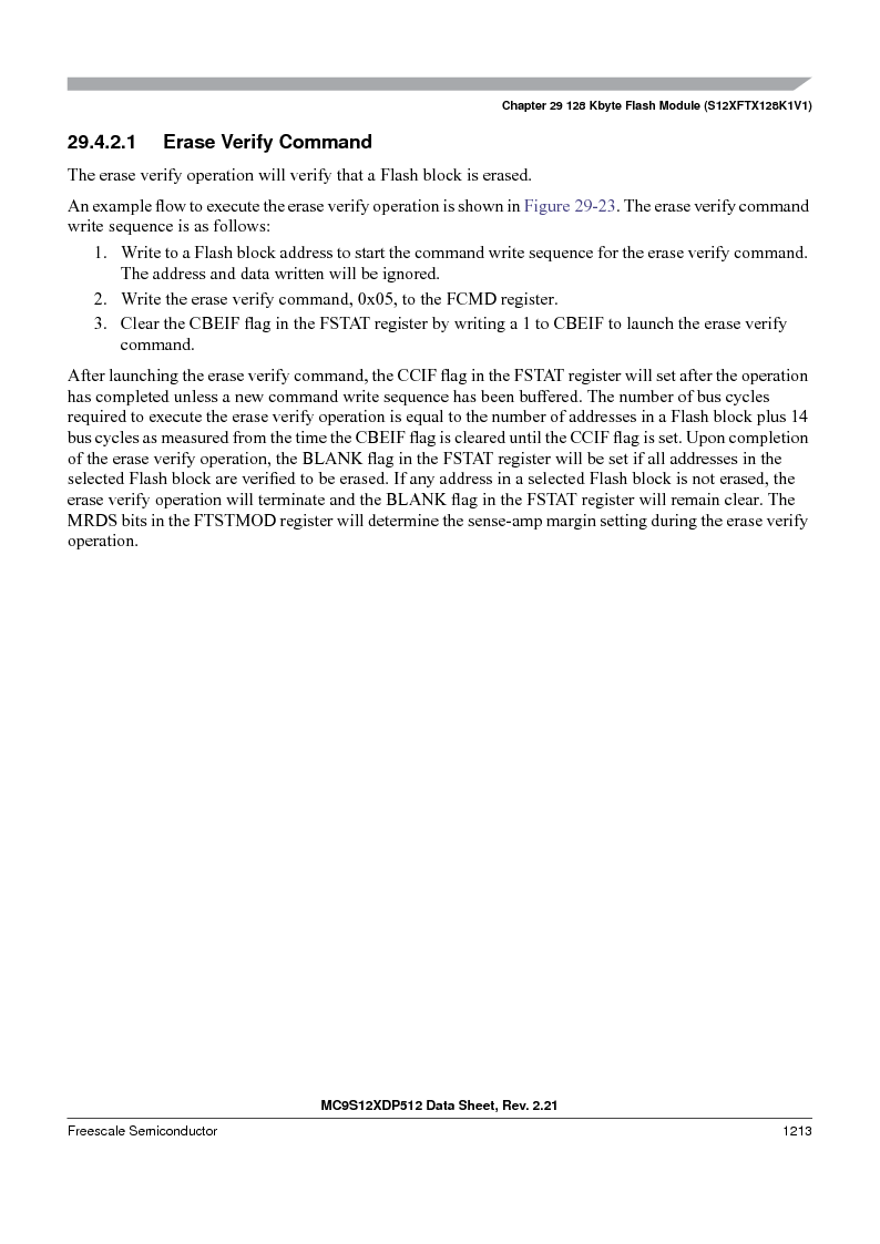 MC9S12XD128MAL ,Freescale Semiconductor厂商,MCU 16BIT 128K FLASH 112-LQFP, MC9S12XD128MAL datasheet预览  第1211页