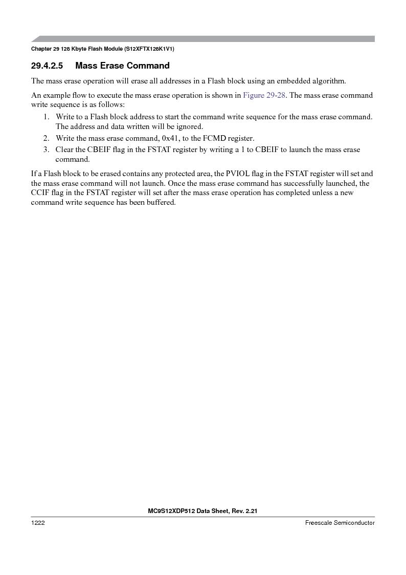 MC9S12XD128MAL ,Freescale Semiconductor厂商,MCU 16BIT 128K FLASH 112-LQFP, MC9S12XD128MAL datasheet预览  第1220页