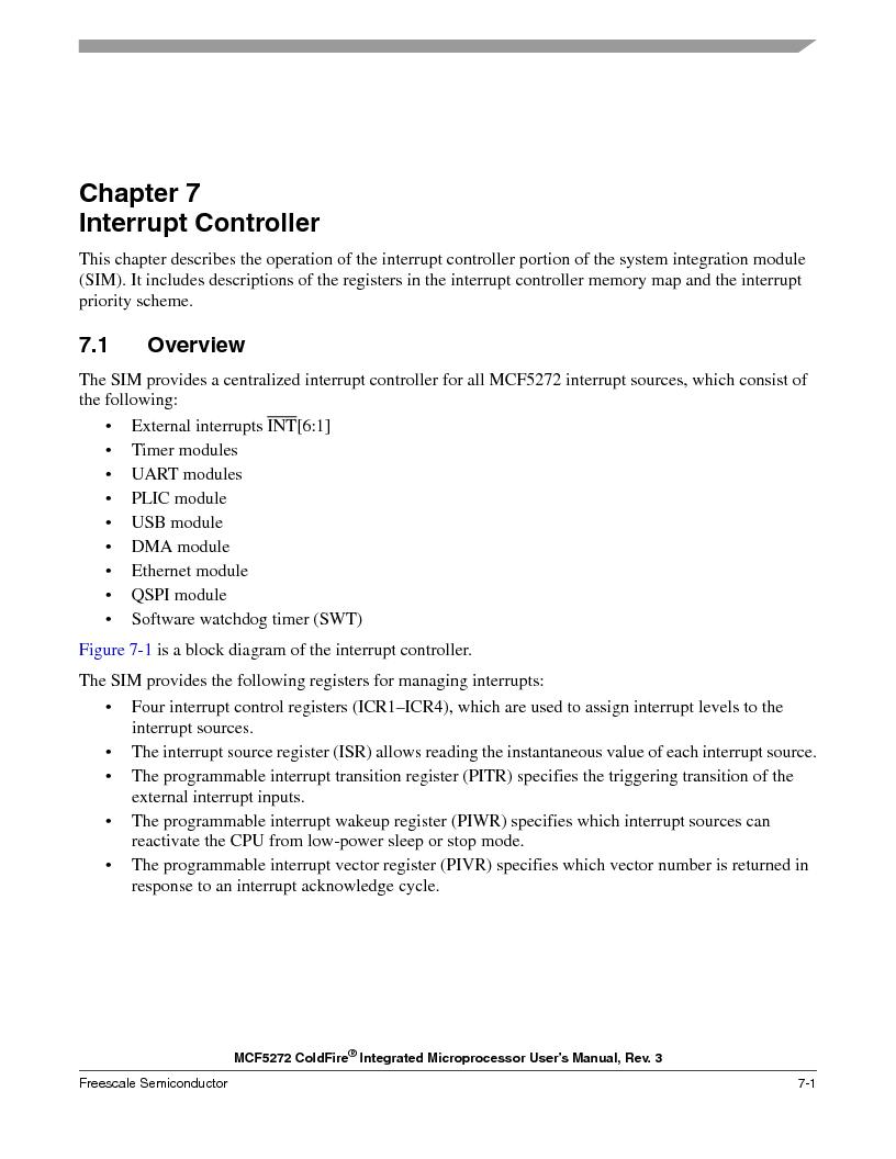 MCF5272VF66R2 ,Freescale Semiconductor厂商,IC MCU 32BIT 66MHZ 196-MAPBGA, MCF5272VF66R2 datasheet预览  第175页