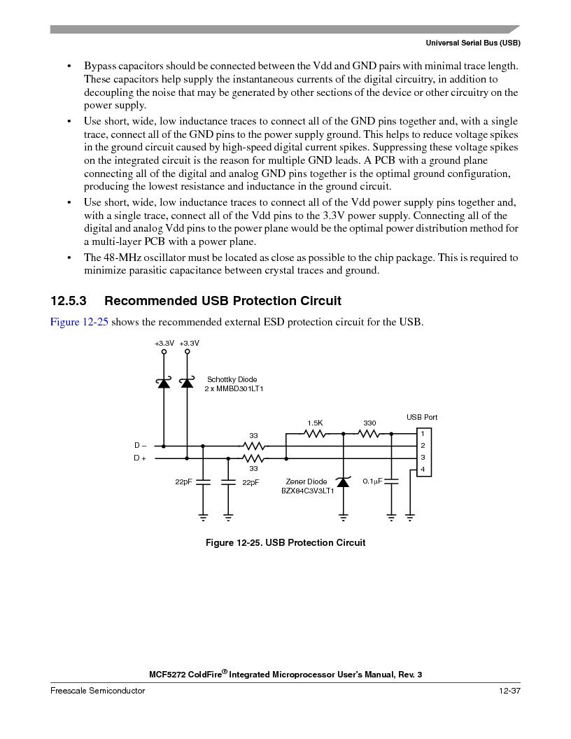 MCF5272VF66R2 ,Freescale Semiconductor厂商,IC MCU 32BIT 66MHZ 196-MAPBGA, MCF5272VF66R2 datasheet预览  第295页