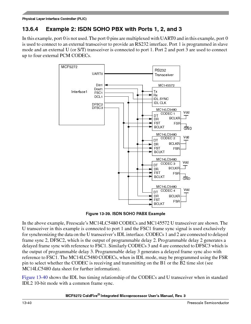 MCF5272VF66R2 ,Freescale Semiconductor厂商,IC MCU 32BIT 66MHZ 196-MAPBGA, MCF5272VF66R2 datasheet预览  第336页