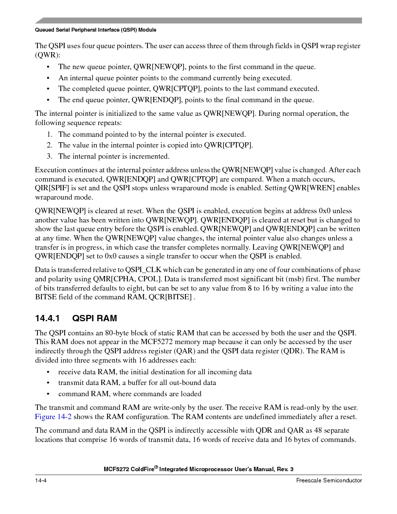 MCF5272VF66R2 ,Freescale Semiconductor厂商,IC MCU 32BIT 66MHZ 196-MAPBGA, MCF5272VF66R2 datasheet预览  第342页