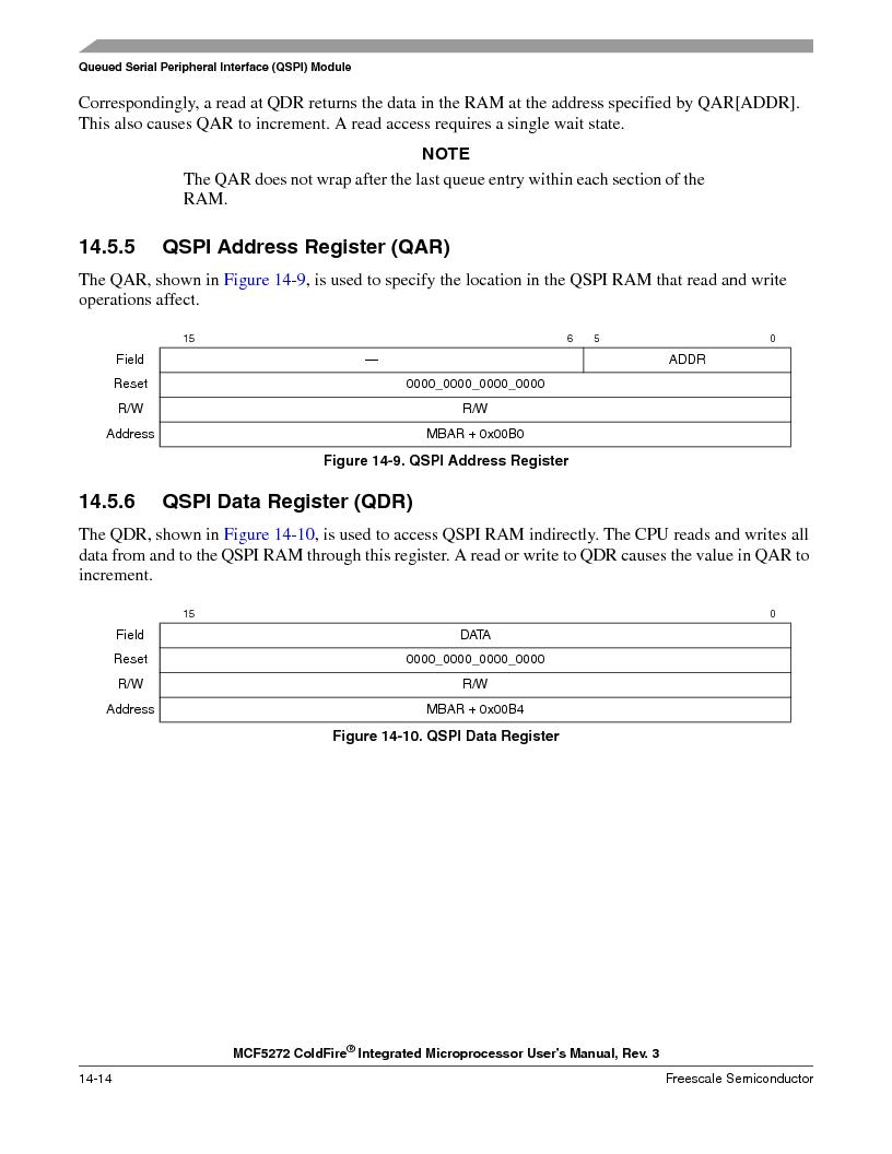 MCF5272VF66R2 ,Freescale Semiconductor厂商,IC MCU 32BIT 66MHZ 196-MAPBGA, MCF5272VF66R2 datasheet预览  第352页
