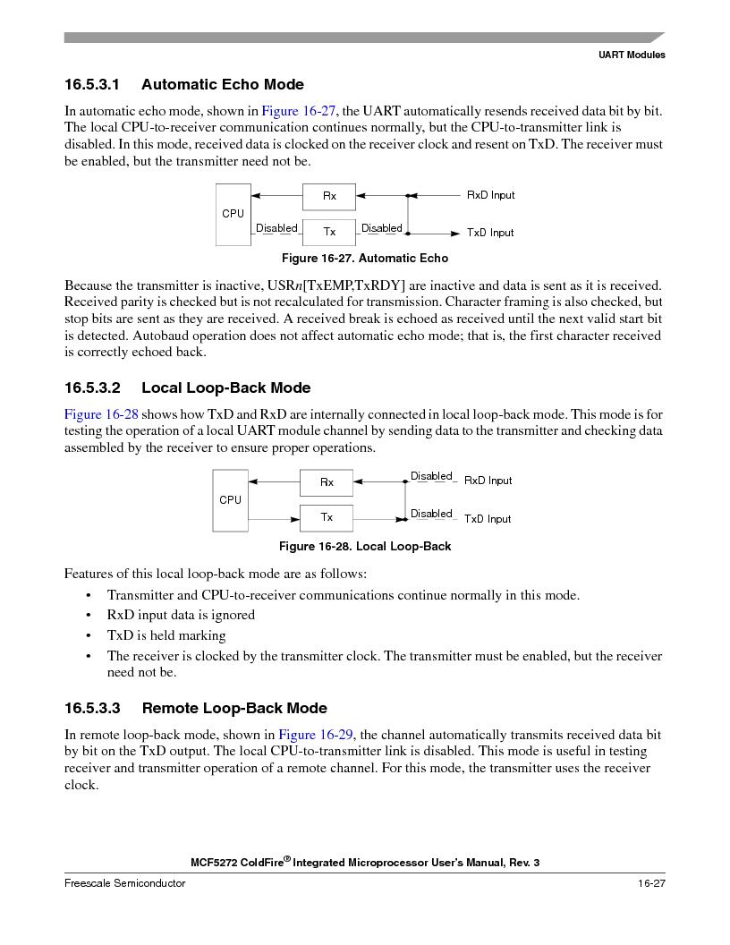 MCF5272VF66R2 ,Freescale Semiconductor厂商,IC MCU 32BIT 66MHZ 196-MAPBGA, MCF5272VF66R2 datasheet预览  第387页