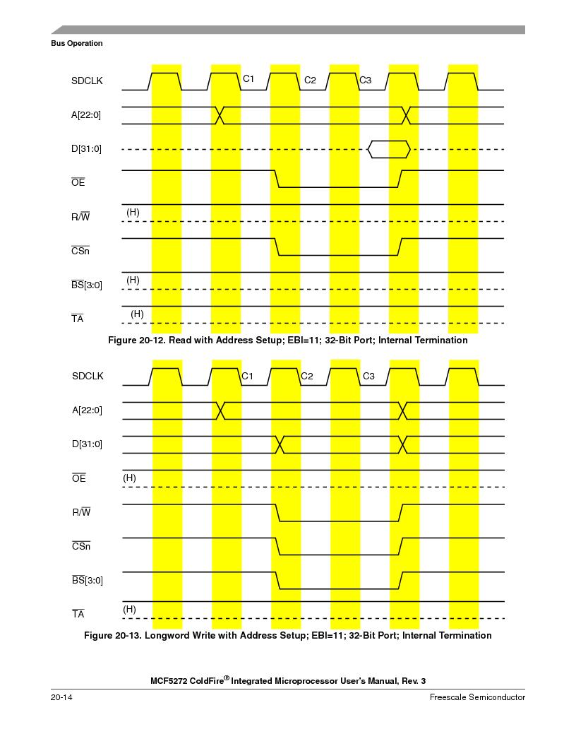 MCF5272VF66R2 ,Freescale Semiconductor厂商,IC MCU 32BIT 66MHZ 196-MAPBGA, MCF5272VF66R2 datasheet预览  第462页