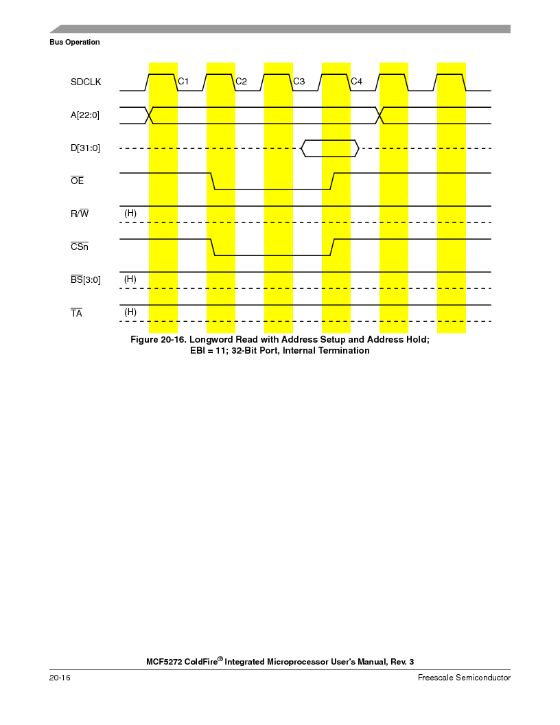 MCF5272VF66R2 ,Freescale Semiconductor厂商,IC MCU 32BIT 66MHZ 196-MAPBGA, MCF5272VF66R2 datasheet预览  第464页