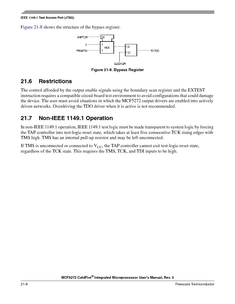 MCF5272VF66R2 ,Freescale Semiconductor厂商,IC MCU 32BIT 66MHZ 196-MAPBGA, MCF5272VF66R2 datasheet预览  第482页