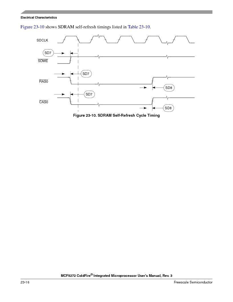 MCF5272VF66R2 ,Freescale Semiconductor厂商,IC MCU 32BIT 66MHZ 196-MAPBGA, MCF5272VF66R2 datasheet预览  第500页