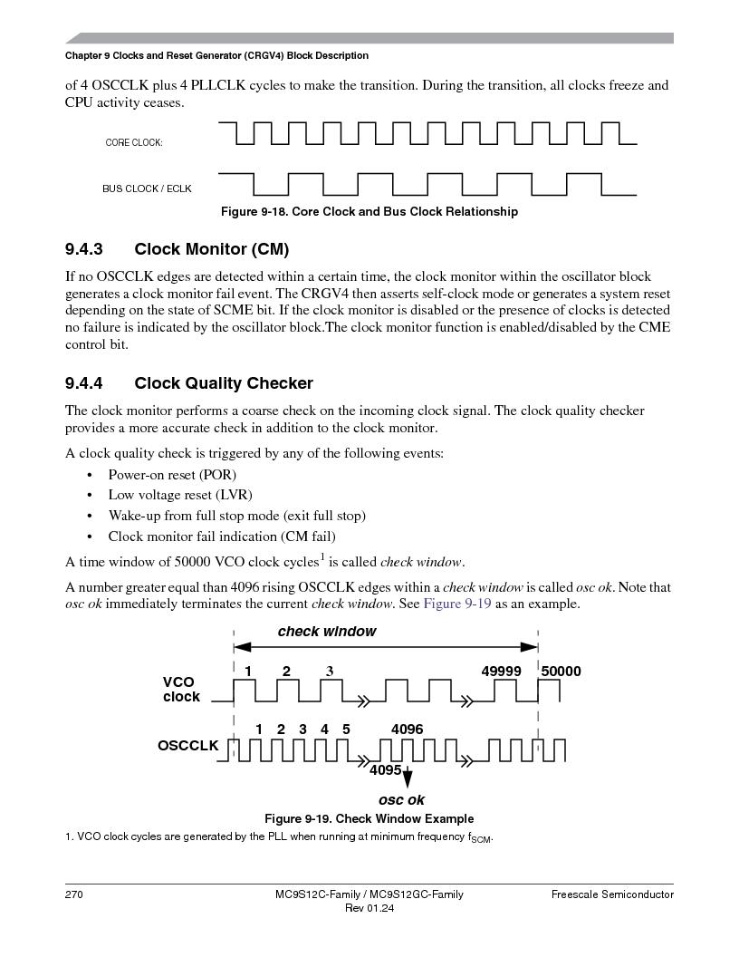 MC9S12GC96VFUE ,Freescale Semiconductor厂商,IC MCU 96K FLASH 25MHZ 80-QFP, MC9S12GC96VFUE datasheet预览  第270页