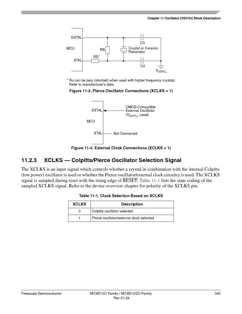 MC9S12GC96VFUE ,Freescale Semiconductor厂商,IC MCU 96K FLASH 25MHZ 80-QFP, MC9S12GC96VFUE datasheet预览  第345页