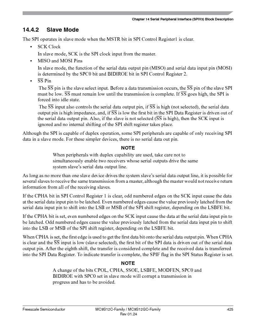 MC9S12GC96VFUE ,Freescale Semiconductor厂商,IC MCU 96K FLASH 25MHZ 80-QFP, MC9S12GC96VFUE datasheet预览  第425页