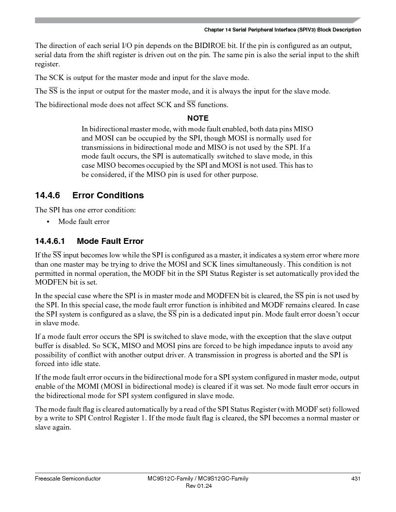 MC9S12GC96VFUE ,Freescale Semiconductor厂商,IC MCU 96K FLASH 25MHZ 80-QFP, MC9S12GC96VFUE datasheet预览  第431页