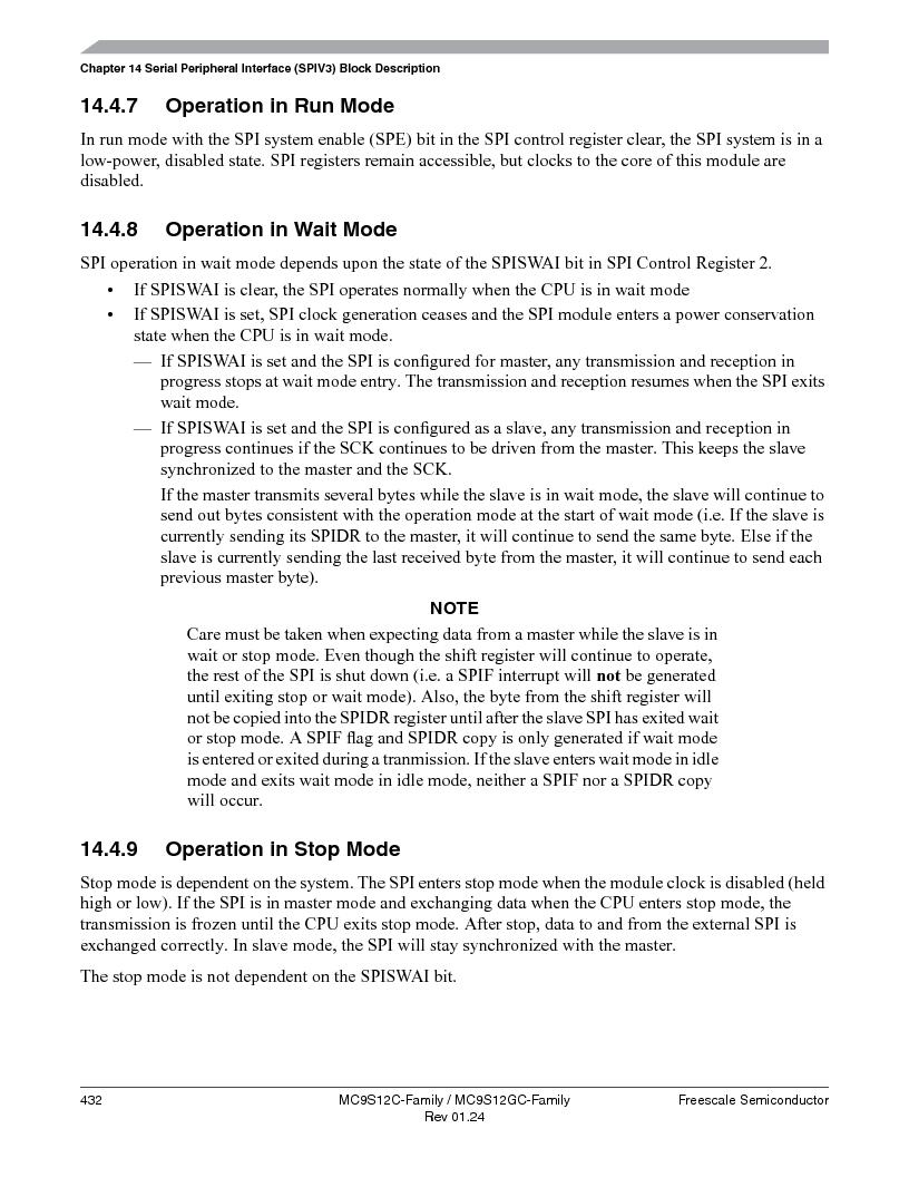 MC9S12GC96VFUE ,Freescale Semiconductor厂商,IC MCU 96K FLASH 25MHZ 80-QFP, MC9S12GC96VFUE datasheet预览  第432页