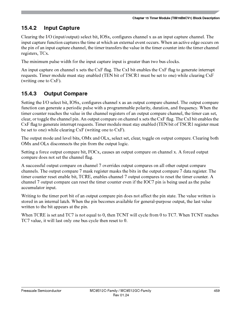 MC9S12GC96VFUE ,Freescale Semiconductor厂商,IC MCU 96K FLASH 25MHZ 80-QFP, MC9S12GC96VFUE datasheet预览  第459页