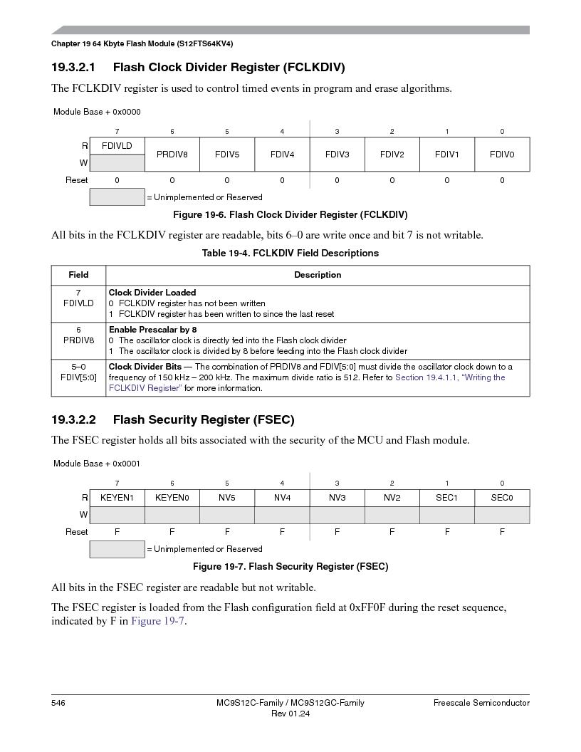 MC9S12GC96VFUE ,Freescale Semiconductor厂商,IC MCU 96K FLASH 25MHZ 80-QFP, MC9S12GC96VFUE datasheet预览  第546页