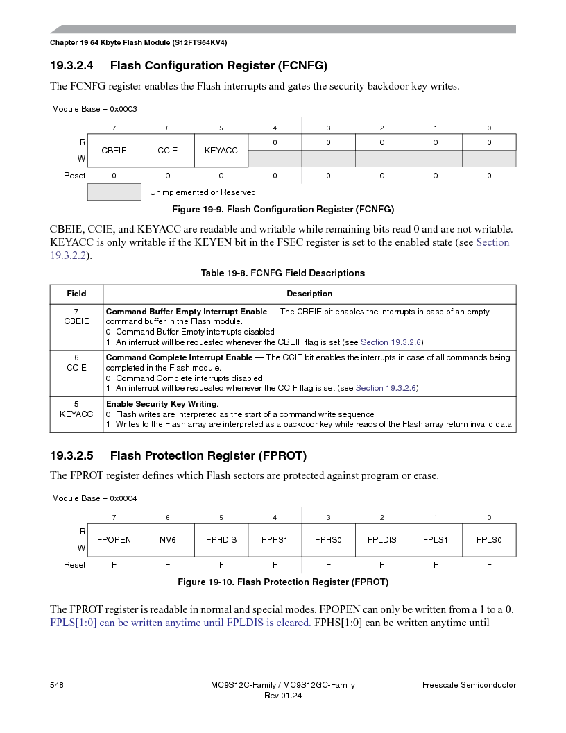 MC9S12GC96VFUE ,Freescale Semiconductor厂商,IC MCU 96K FLASH 25MHZ 80-QFP, MC9S12GC96VFUE datasheet预览  第548页