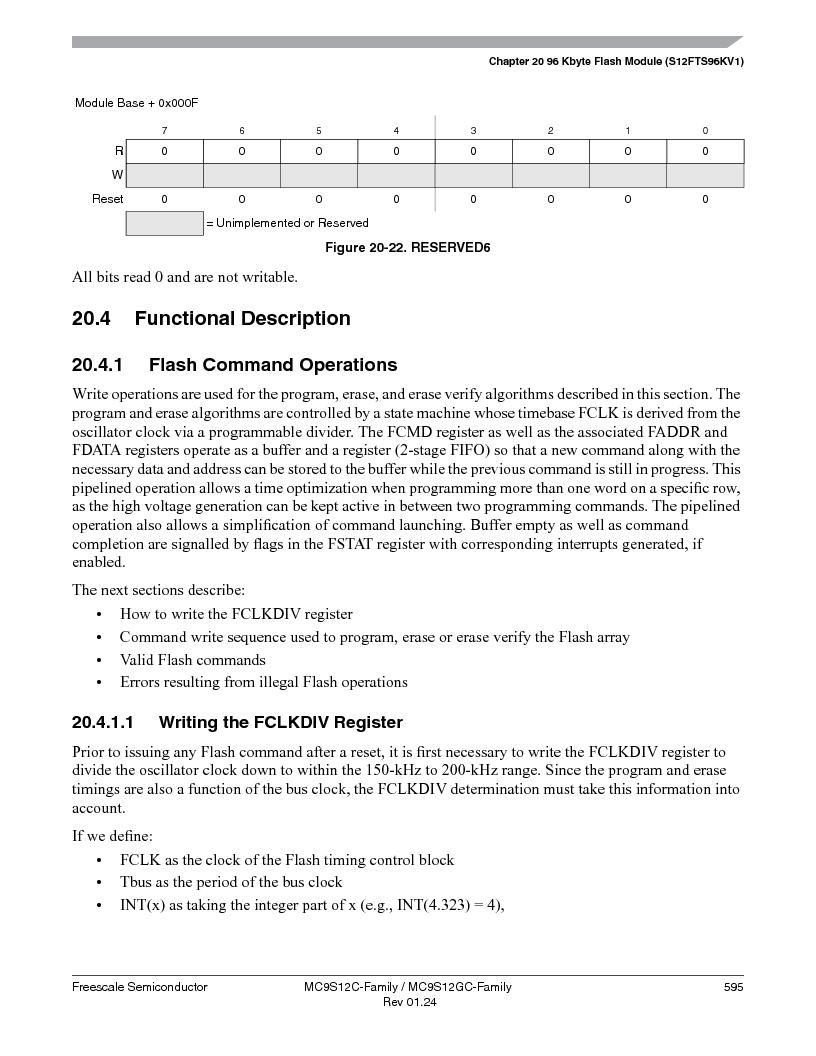 MC9S12GC96VFUE ,Freescale Semiconductor厂商,IC MCU 96K FLASH 25MHZ 80-QFP, MC9S12GC96VFUE datasheet预览  第595页