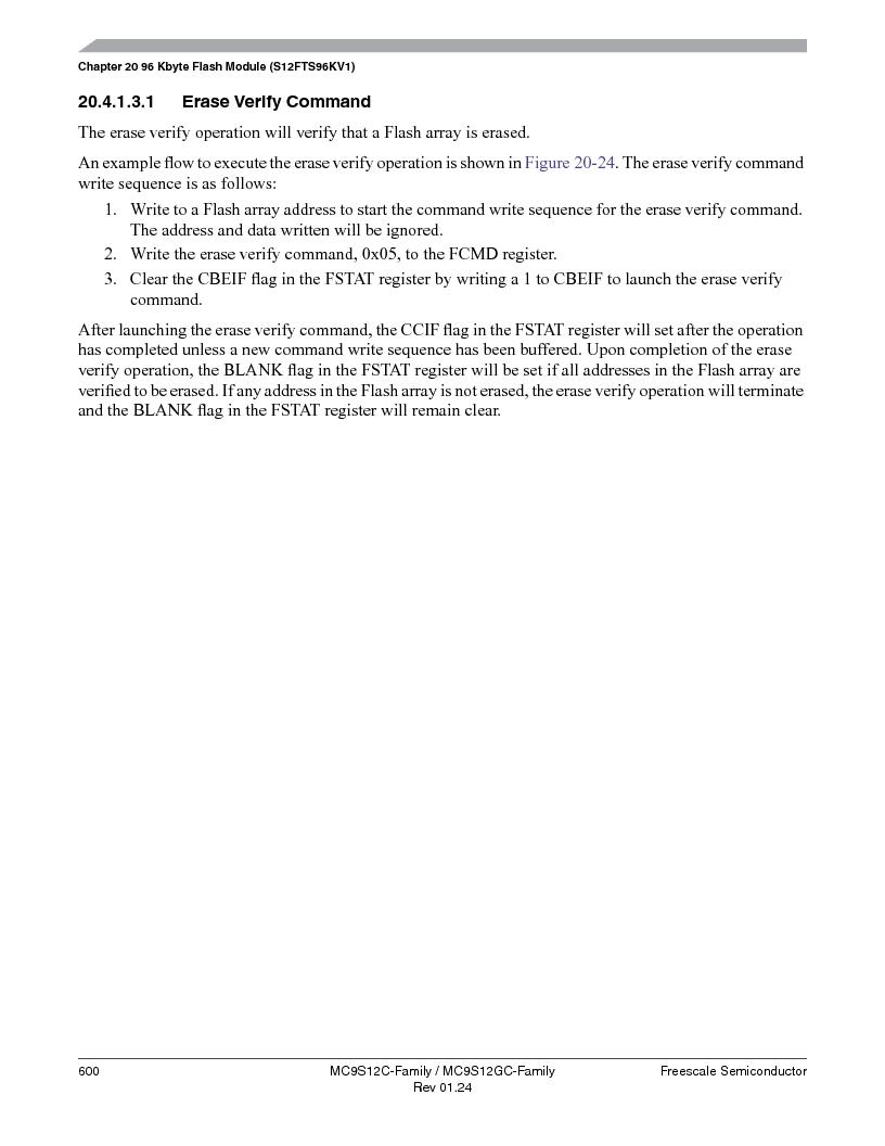 MC9S12GC96VFUE ,Freescale Semiconductor厂商,IC MCU 96K FLASH 25MHZ 80-QFP, MC9S12GC96VFUE datasheet预览  第600页