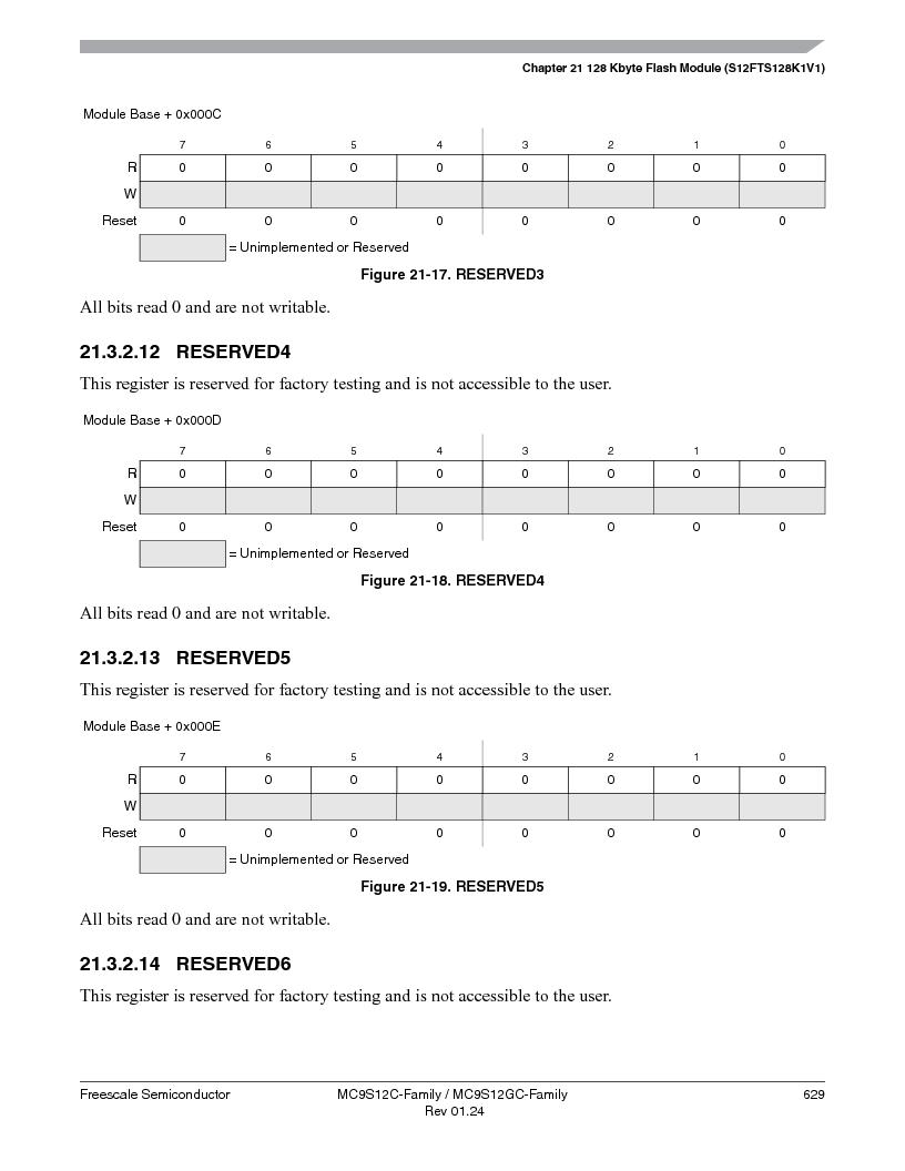 MC9S12GC96VFUE ,Freescale Semiconductor厂商,IC MCU 96K FLASH 25MHZ 80-QFP, MC9S12GC96VFUE datasheet预览  第629页