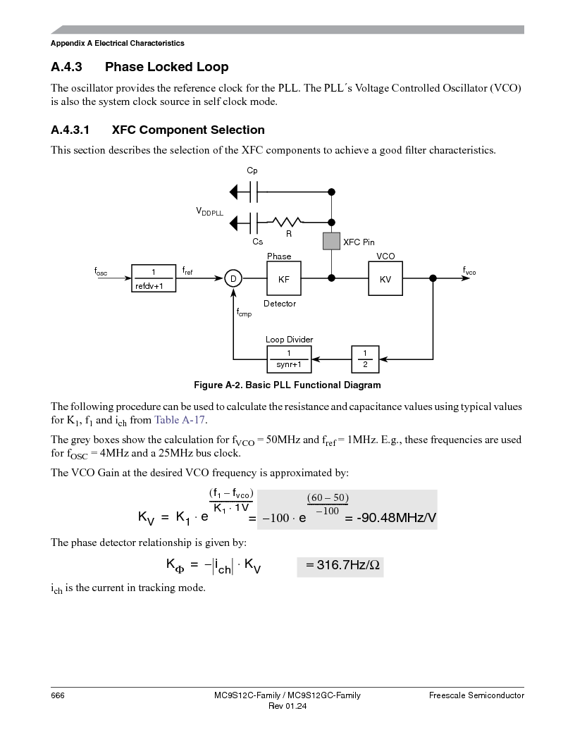 MC9S12GC96VFUE ,Freescale Semiconductor厂商,IC MCU 96K FLASH 25MHZ 80-QFP, MC9S12GC96VFUE datasheet预览  第666页