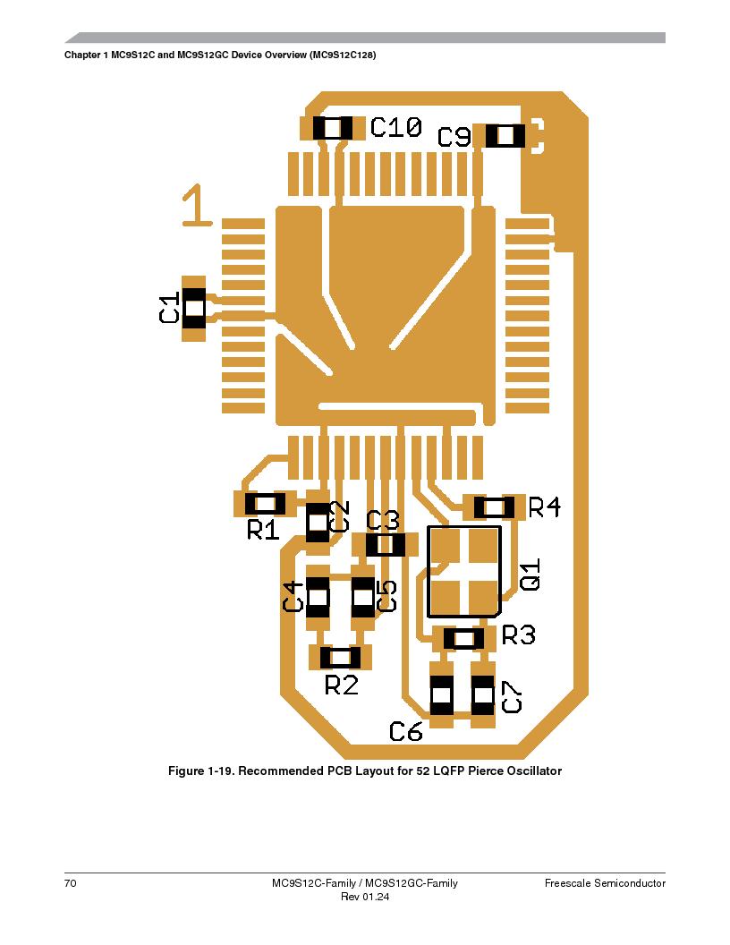 MC9S12GC96VFUE ,Freescale Semiconductor厂商,IC MCU 96K FLASH 25MHZ 80-QFP, MC9S12GC96VFUE datasheet预览  第70页
