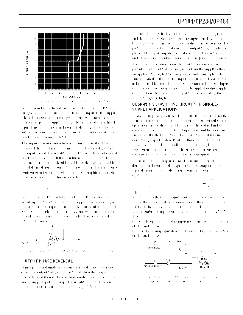 OP484ES ,Analog Devices Inc厂商,IC OPAMP GP R-R 4.25MHZ 14SOIC, OP484ES datasheet预览  第15页