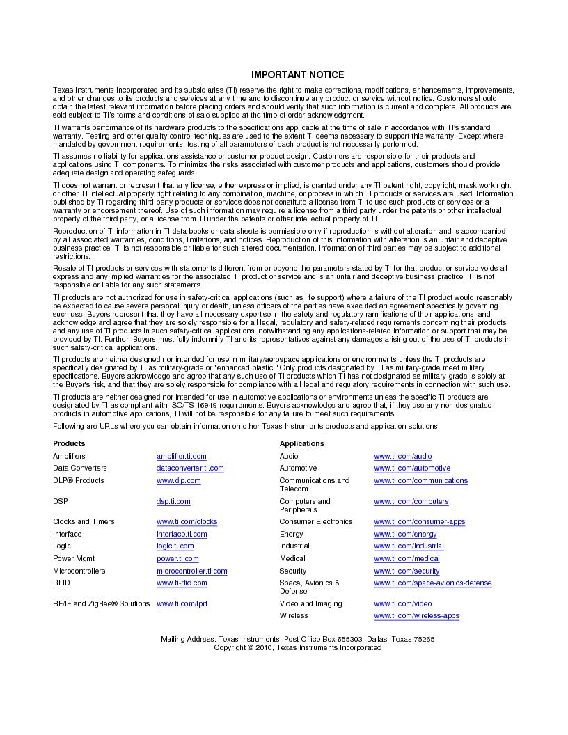 3656BG ,Texas Instruments厂商,IC OPAMP ISO 30KHZ SGL 20CDIP, 3656BG datasheet预览  第18页