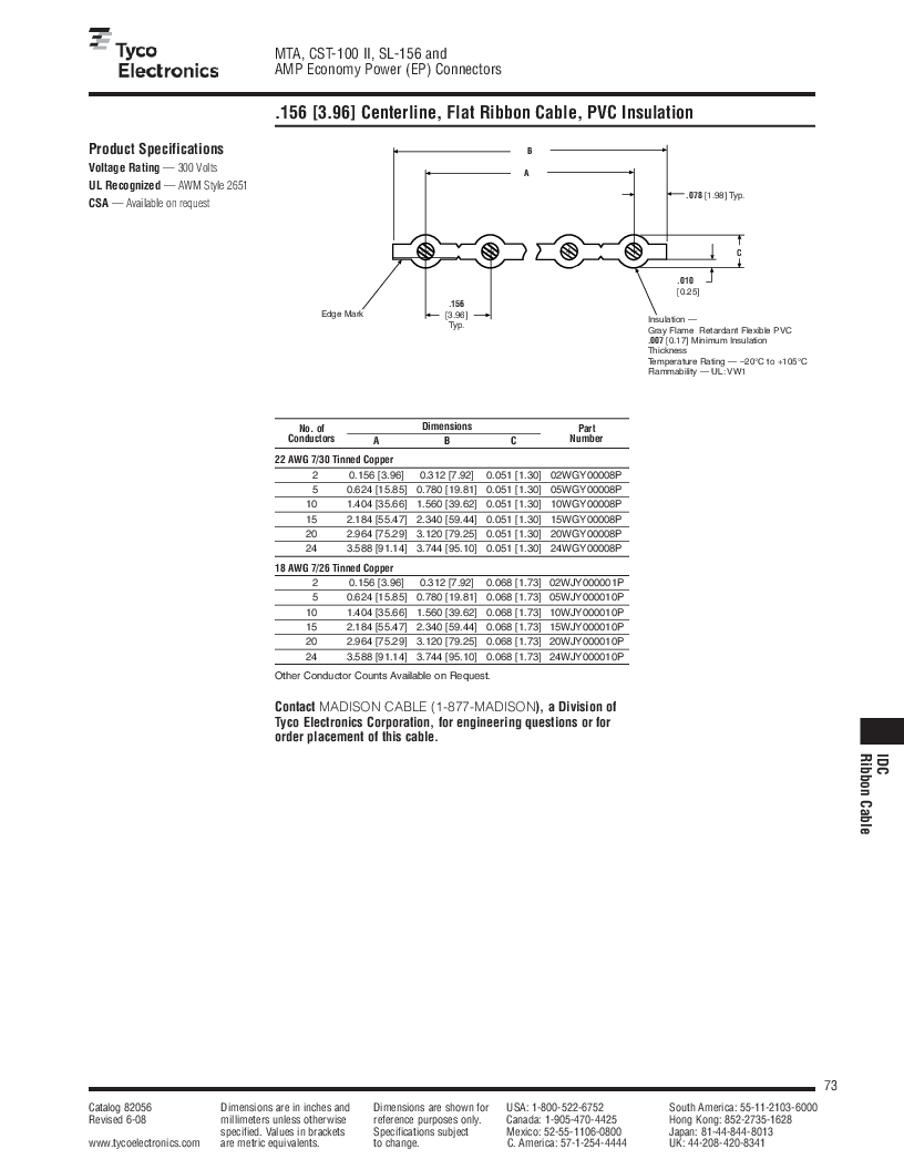 1-640455-4 ,TE Connectivity厂商,Headers & Wire Housings POLARIZED HEADER 14P Right Angle Post tin, 1-640455-4 datasheet预览  第73页