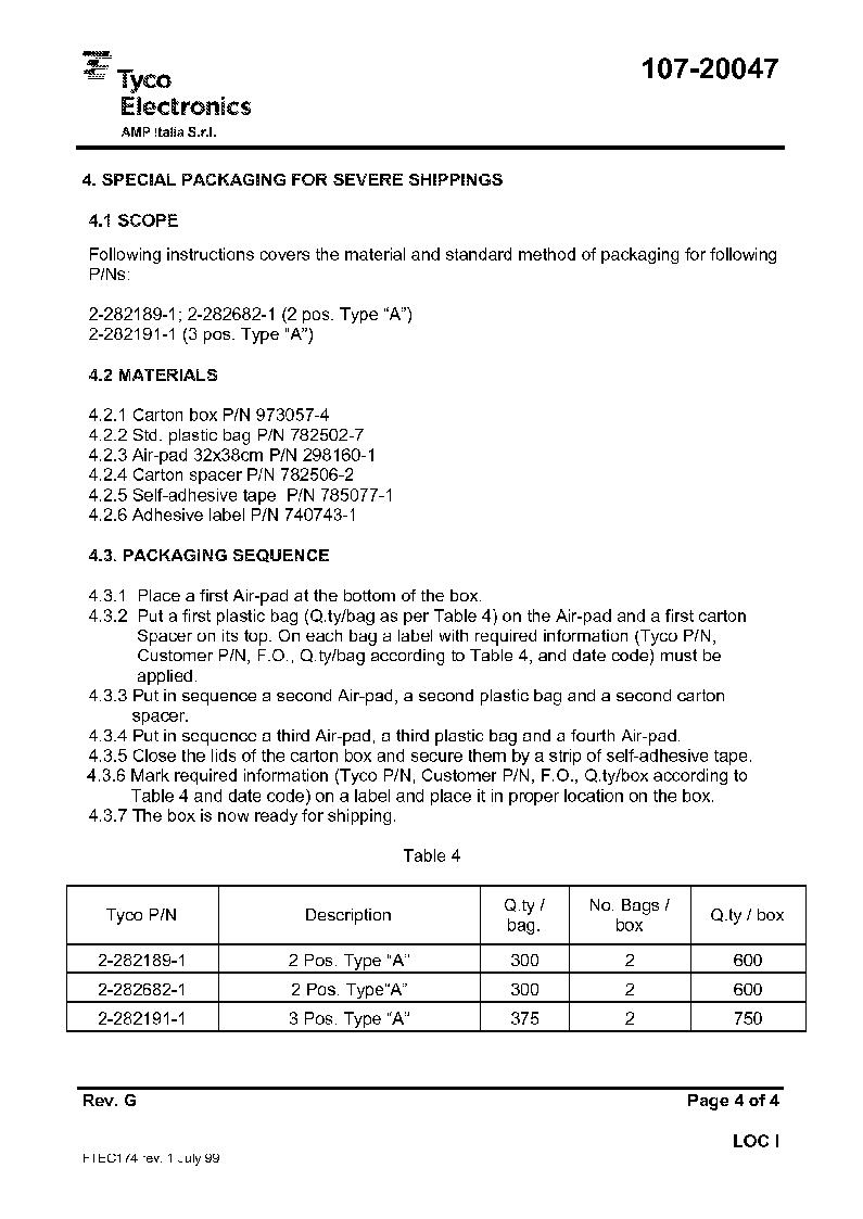 282193-1 ,TE Connectivity厂商,CONN JR PWR TIMER 5POS 5MM BLACK, 282193-1 datasheet预览  第4页