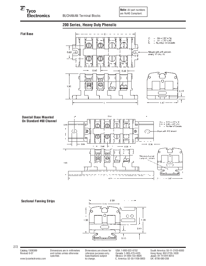 1-1437392-8 ,TE Connectivity厂商,DIN Rail Terminal Blocks TERM BLOCK END SECTION NEMA GRAY, 1-1437392-8 datasheet预览  第34页