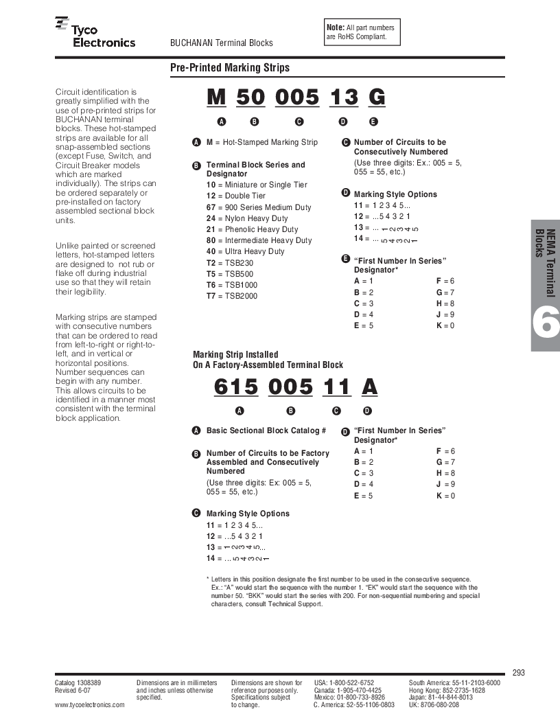 1-1437392-8 ,TE Connectivity厂商,DIN Rail Terminal Blocks TERM BLOCK END SECTION NEMA GRAY, 1-1437392-8 datasheet预览  第55页
