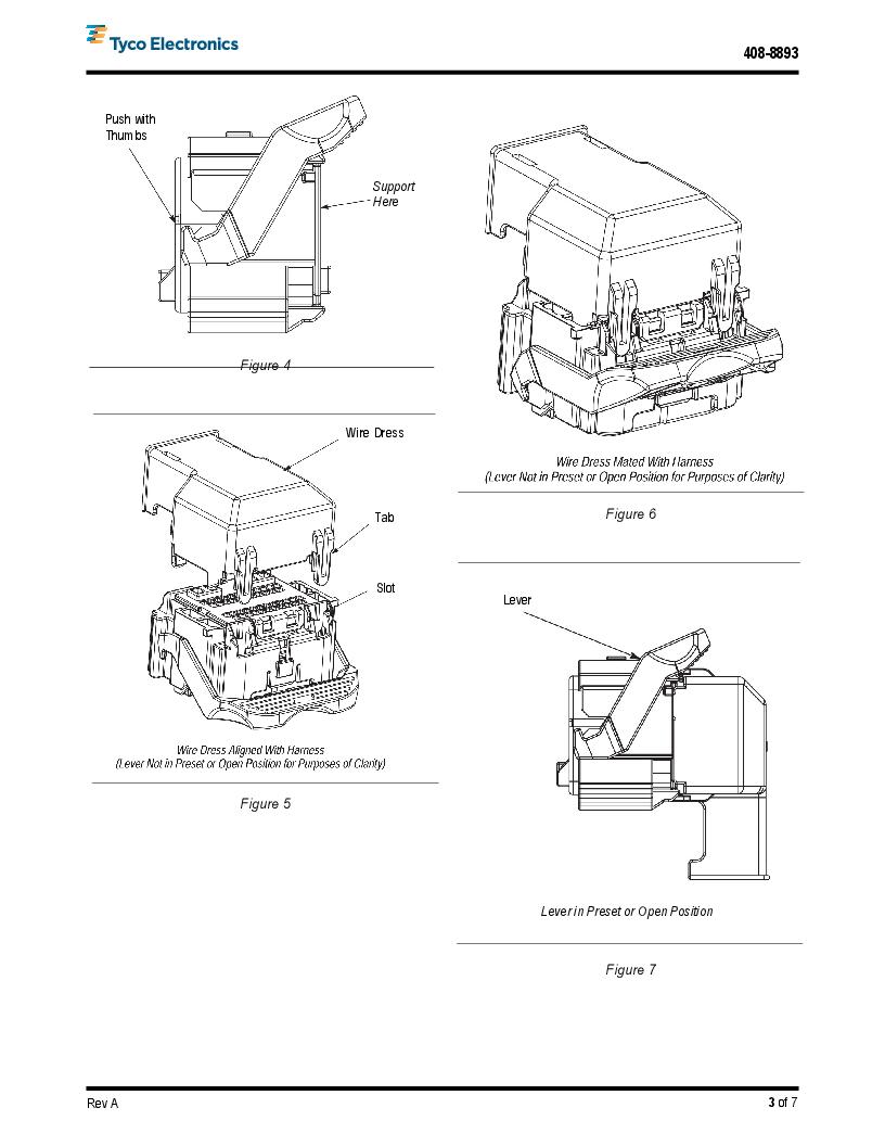 1-1438136-4 ,TE Connectivity厂商,Automotive Connectors GET PCM 2003 70 WAY PLUG ASSEM, 1-1438136-4 datasheet预览  第3页