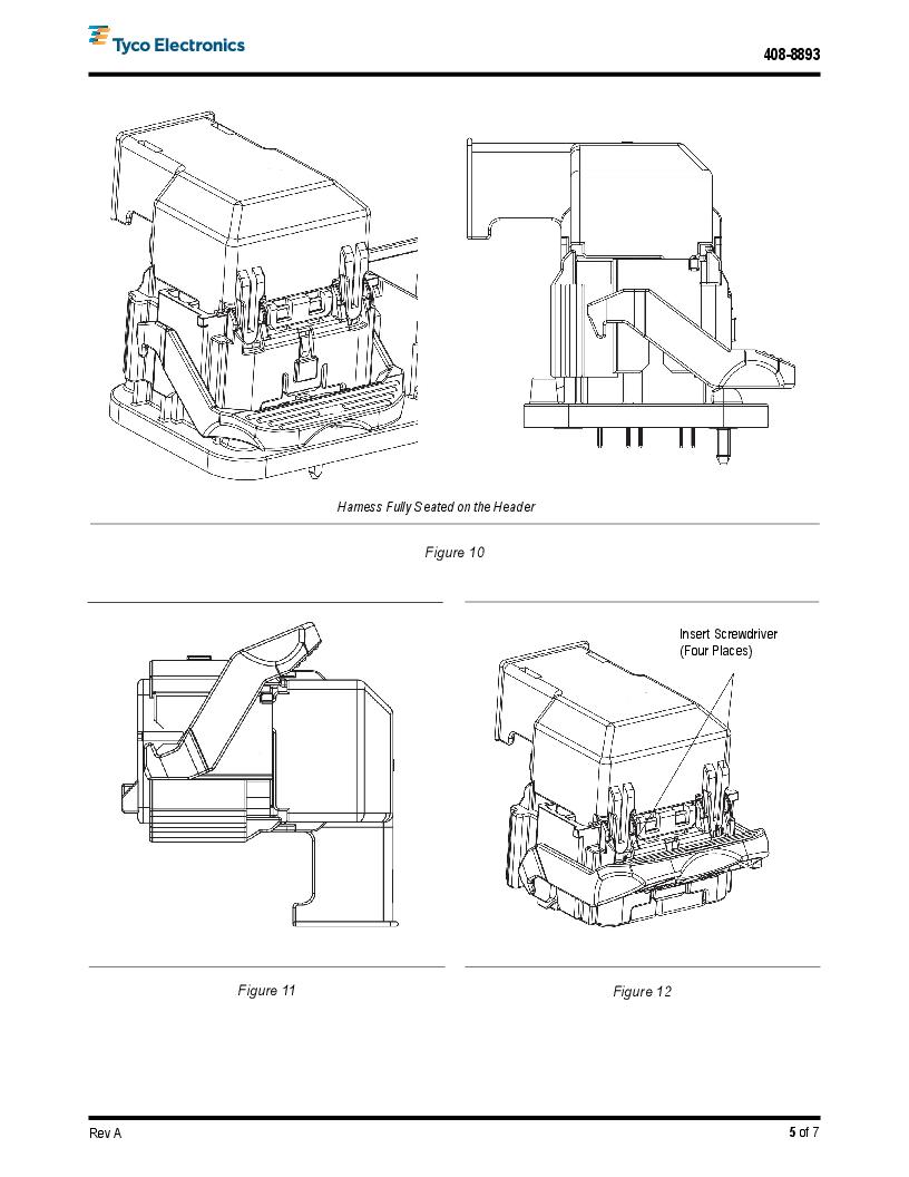 1-1438136-4 ,TE Connectivity厂商,Automotive Connectors GET PCM 2003 70 WAY PLUG ASSEM, 1-1438136-4 datasheet预览  第5页