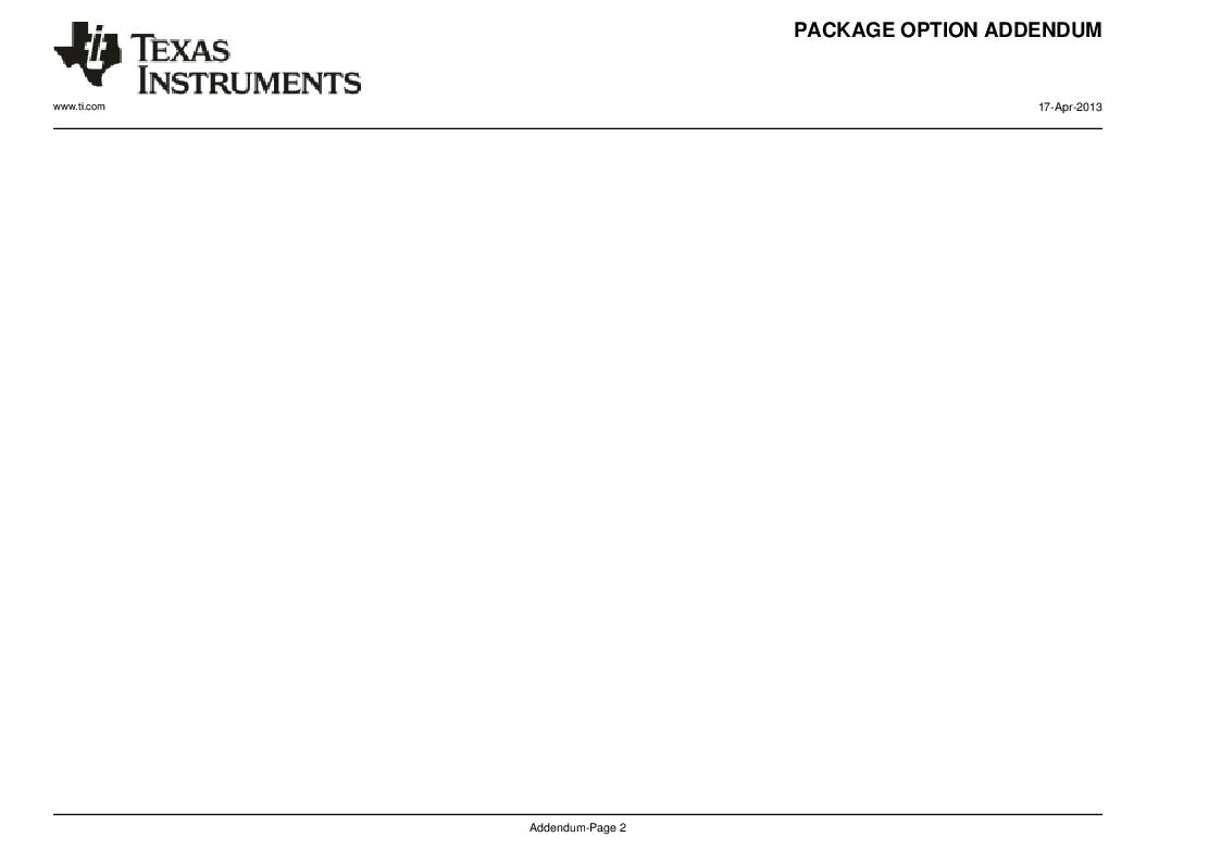 ISO1541D ,Texas Instruments厂商,ISOL BIDIR I2C LP 8SOIC, ISO1541D datasheet预览  第19页