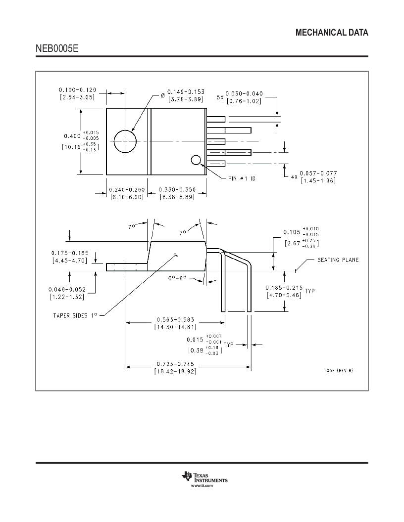 LM2596SX-5.0 ,Texas Instruments厂商,Switching Converters, Regulators & Controllers, LM2596SX-5.0 datasheet预览  第41页