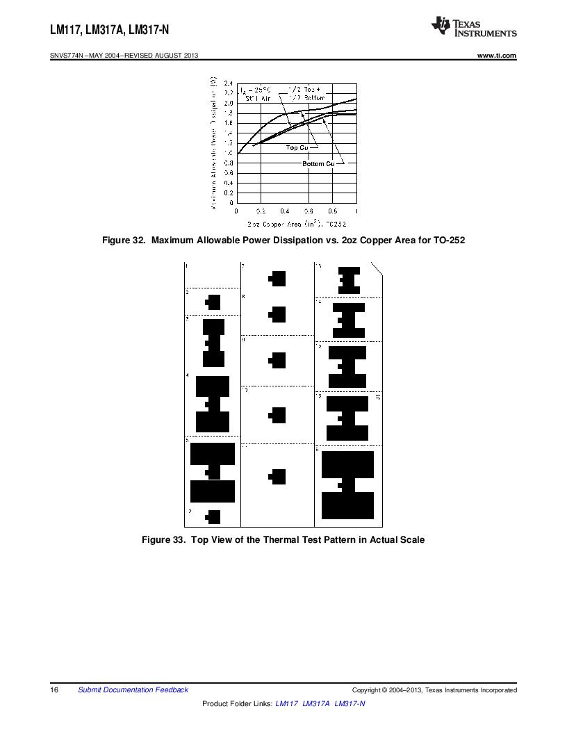 LM317AEMP ,Texas Instruments厂商,IC REG LDO ADJ 1A SOT-223, LM317AEMP datasheet预览  第16页