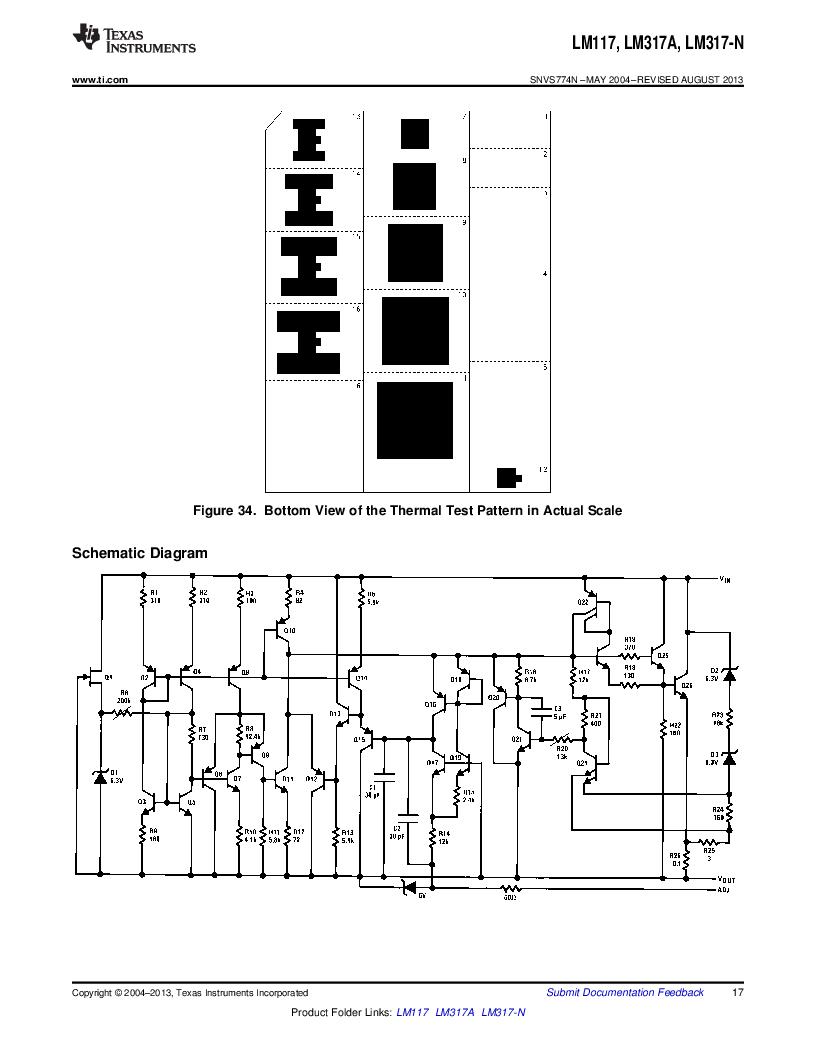 LM317AEMP ,Texas Instruments厂商,IC REG LDO ADJ 1A SOT-223, LM317AEMP datasheet预览  第17页