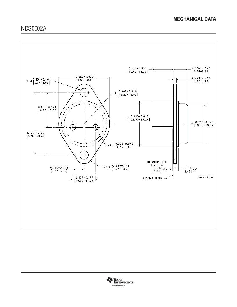 LM317AEMP ,Texas Instruments厂商,IC REG LDO ADJ 1A SOT-223, LM317AEMP datasheet预览  第33页