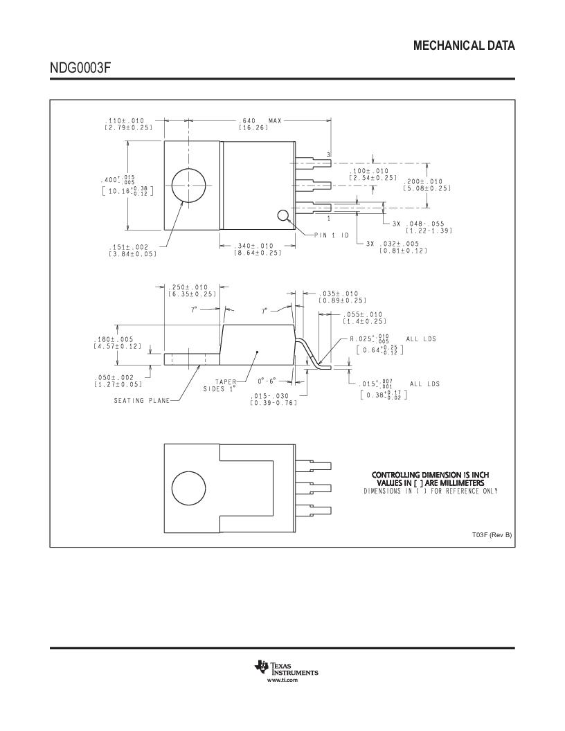 LM317AEMP ,Texas Instruments厂商,IC REG LDO ADJ 1A SOT-223, LM317AEMP datasheet预览  第35页