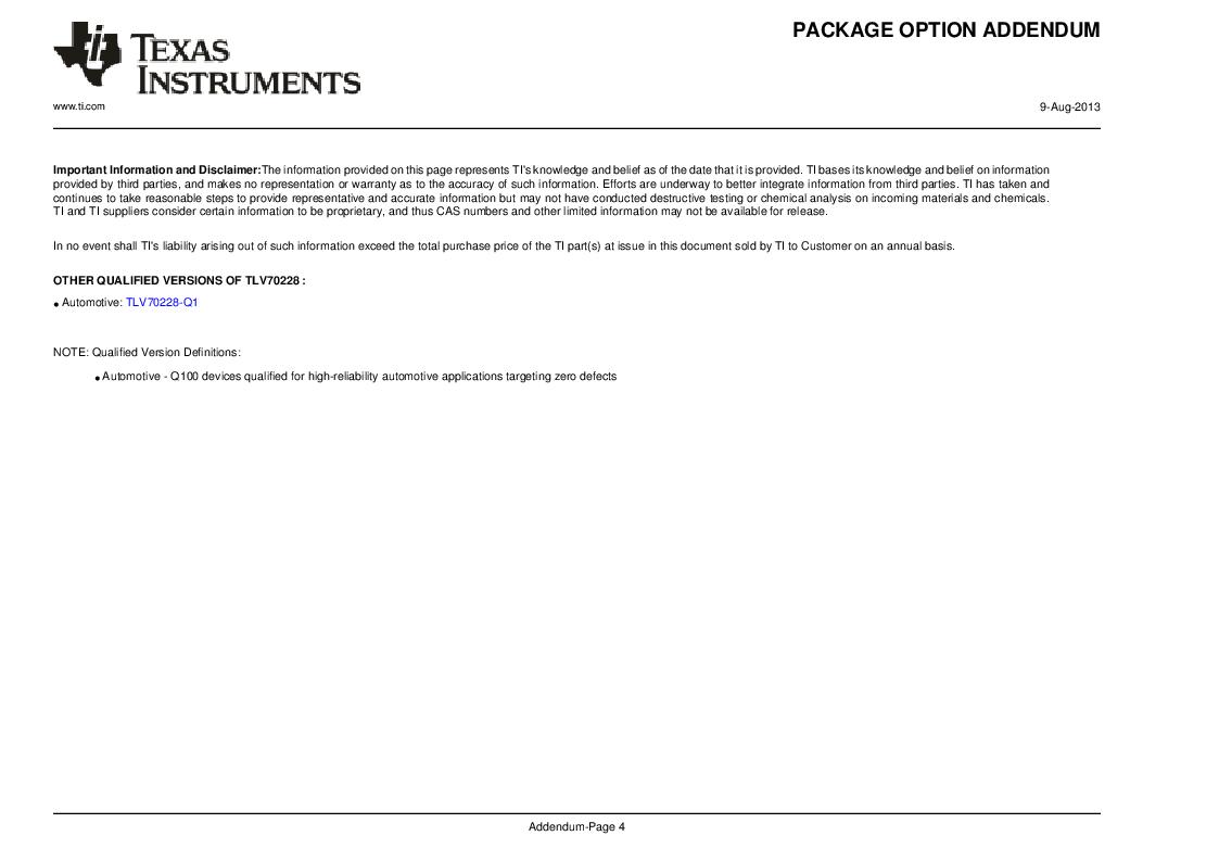 TLV70225DBVR ,Texas Instruments厂商,IC REG LDO 2.5V .3A SOT23-5, TLV70225DBVR datasheet预览  第20页